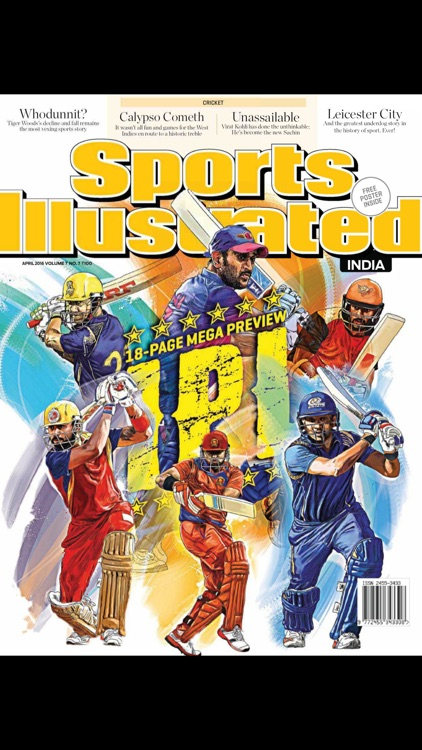 Sports Illustrated India Magazine