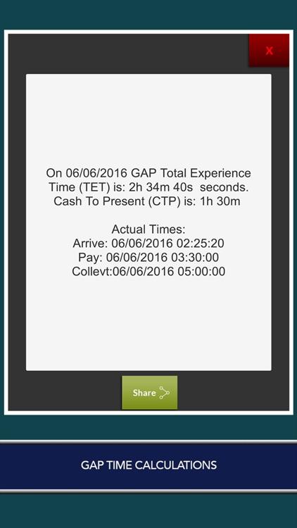 CSO Time Calculator Pro screenshot-4