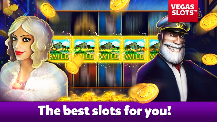 Vegas Slots™ - free casino slot machine with big bonus and 777 jackpot screenshot-3