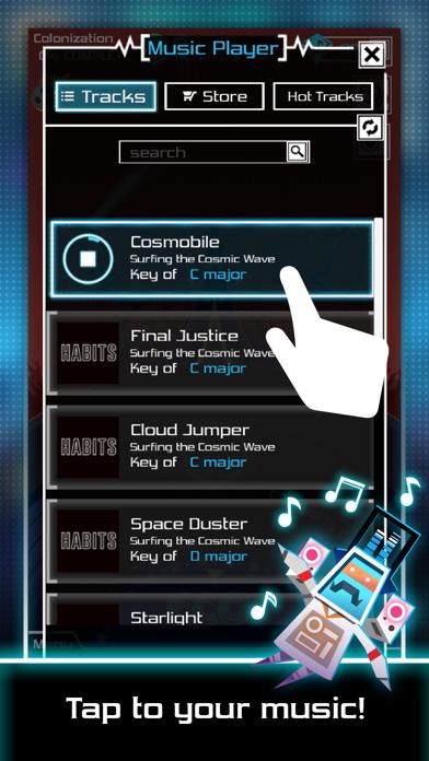 Groove Galaxy screenshot four
