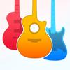 Gitarre Elite - spielen songs und griffen Musik Akkorde mit Akustik, nylon string Klassik, Blues Jazz, und Rock E-Gitarren auf Gitarren stimmgerät standard