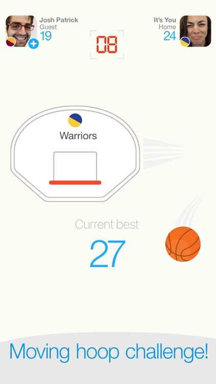 Basketball Free Throw screenshot-3