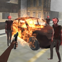 Zombie Killer Agent Shooting