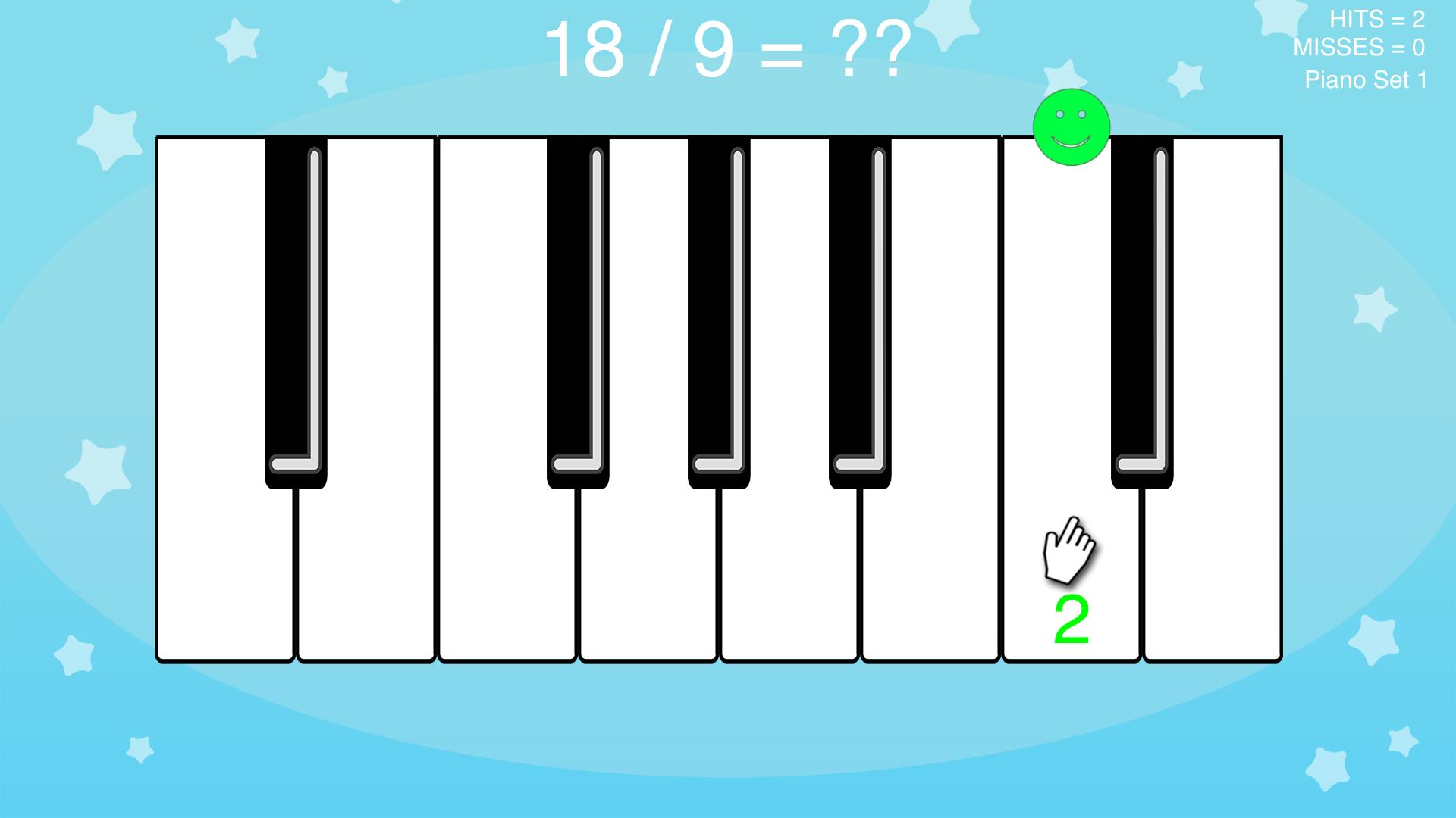 Math Music – Play Piano & Count (on TV) screenshot 4