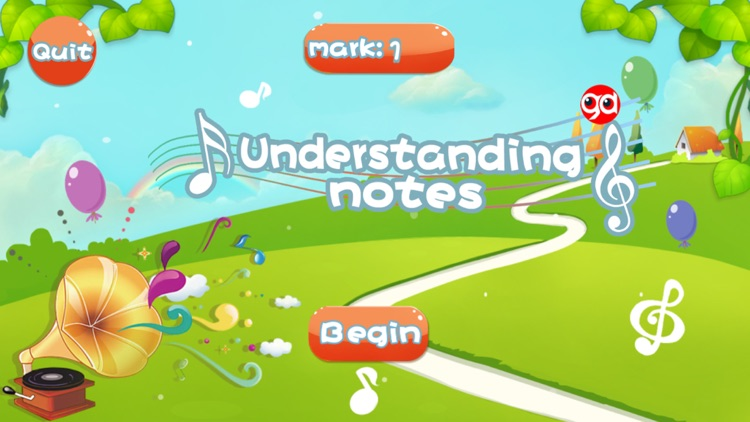 Understanding Notes app image