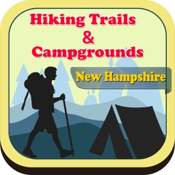 New Hampshire - Campgrounds & Hiking Trails