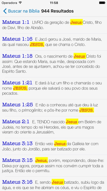 Holy Bible Audio in Portuguese screenshot-3