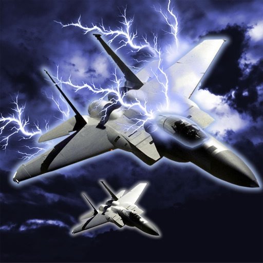 Aircraft To Night Racing - F16 Mobile Fly Race Game icon