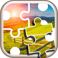 Codes for Nature Jigsaw Puzzles – Beautiful Landscape Picture Puzzle Games for Brain Hack