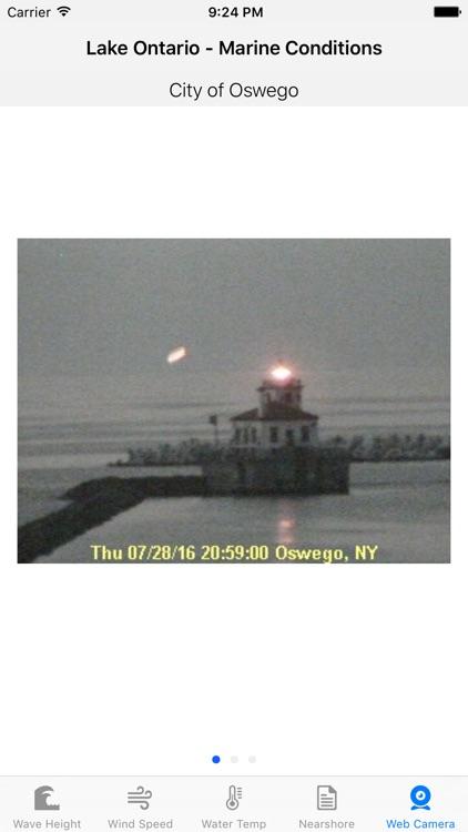 Lake Ontario - Marine Conditions screenshot-4