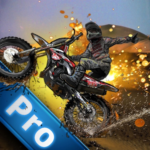 A Motocross Risk Pro - Crazy Motocross Game