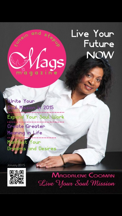 Mags Magazine - Live Your Future Now screenshot-0