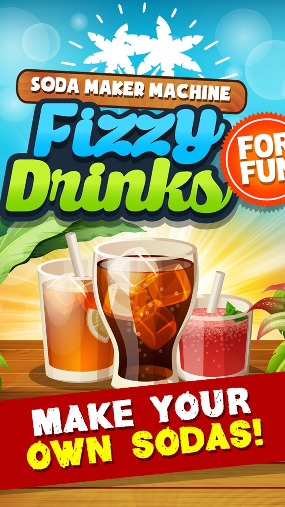 Soda Cola Salon – Frozen Drink Maker Game for Kids Cheat Codes