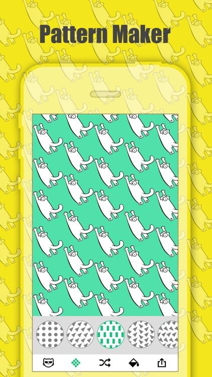 Pattern Maker Pro - Create Cute Background.s & Wallpaper.s
