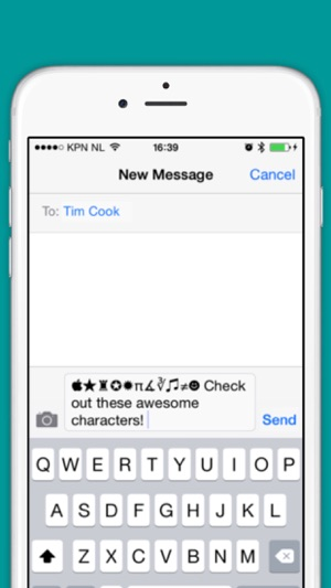 Characters And Symbols Lite On The App Store