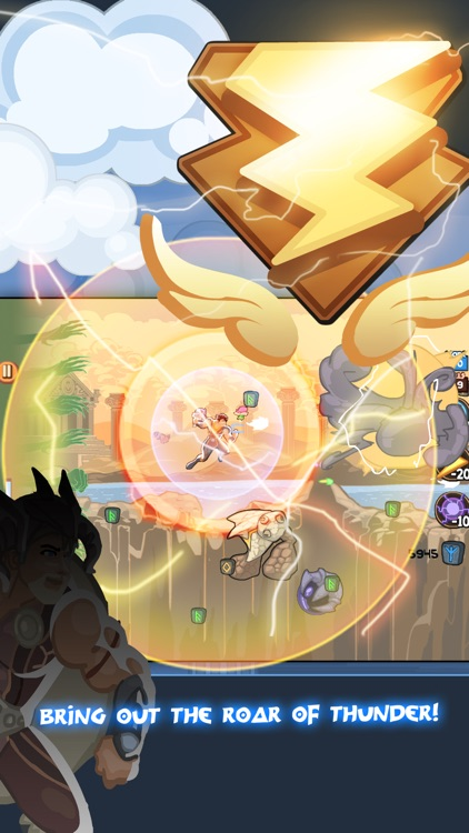 Thunder Lords Olympus: Avengers of Justice screenshot-3