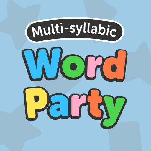 Multi-Syllabic Word Party