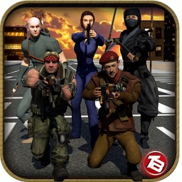 Heroes Clash - Legend Clans of Ninja, Woman Commando and Warriors (A Real Action Treat)
