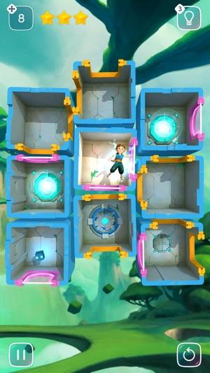 Warp Shift Screenshot