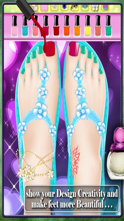 Beauty Salon - Wedding Nail Art Salon 2016
