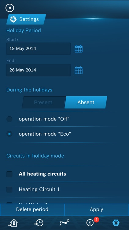 Bosch EasyRemote screenshot-4