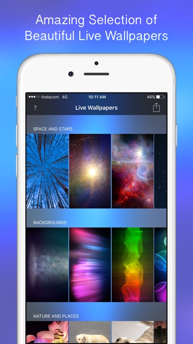 cool live wallpapers animated hd backgrounds and screensavers for