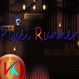 Pixel Runner Kids Game