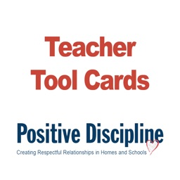 Positive Discipline Teacher Tool Cards