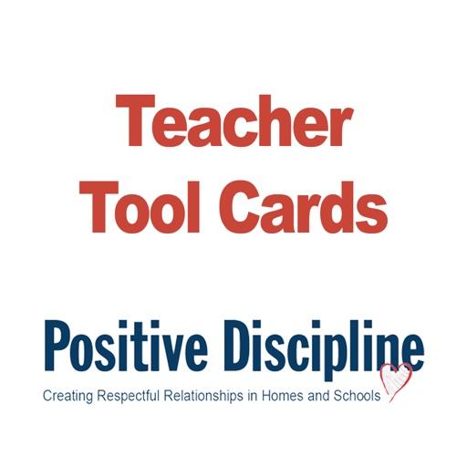 Positive Discipline Teacher Tool Cards