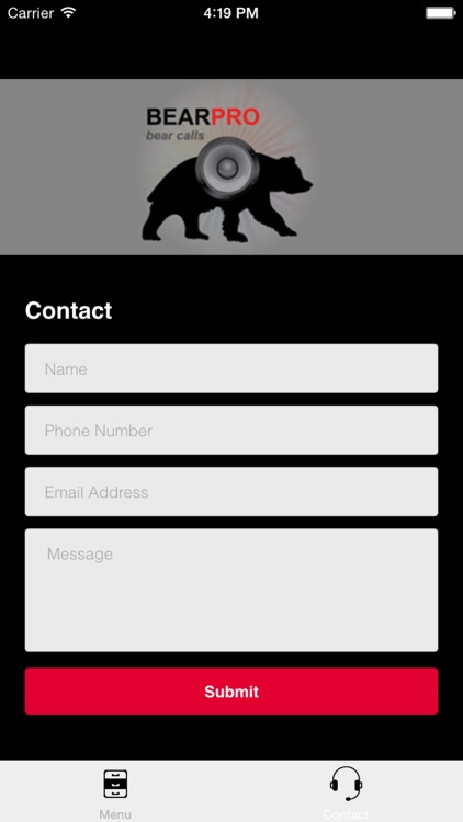 REAL Bear Sounds & Bear Calls for Big Game Hunting- BLUETOOTH COMPATIBLE screenshot-3