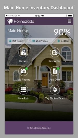 home maintenance calendar