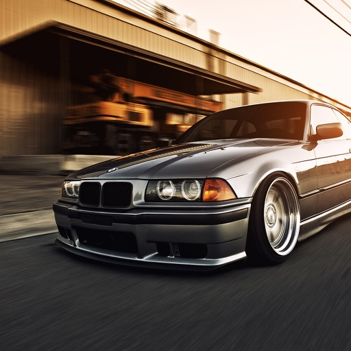 HD Car Wallpapers - BMW M3 E36 Edition