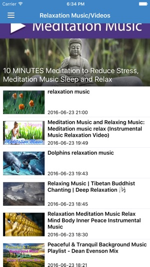 Relaxation Music Free - Calming & Meditation Music on the