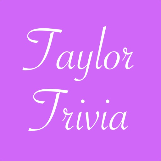 You Think You Know Us Taylor Swift Edition Trivia Quiz By 305 Games
