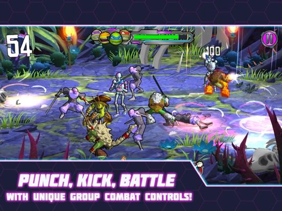 TMNT: Portal Powerのおすすめ画像2
