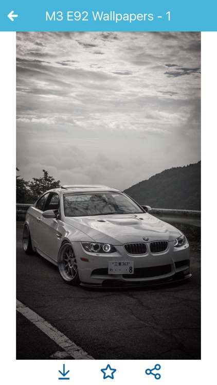 HD Car Wallpapers - BMW M3 E92 Edition screenshot-4