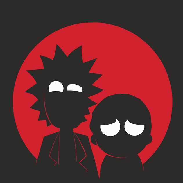 HD Wallpapers Rick And Morty Edition + Free Filters on the App Store