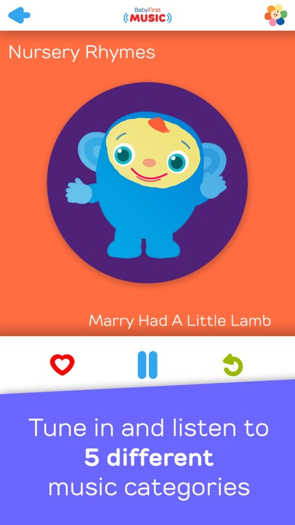 BabyFirst Music screenshot-1