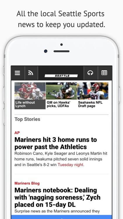 Seattle GameDay Sports Radio – Seahawks and Mariners Edition screenshot-4