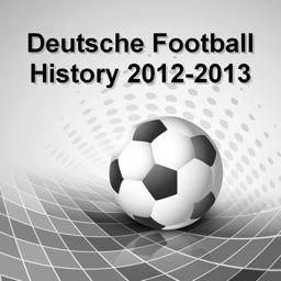 Deutsche Fußball History 2012-2013