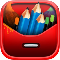 Sketch Pad - All Drawing Board, Doodle Drawing, Draw Sketch and Scribble Painting on Paint Board