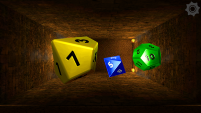Real RPG Dice Free screenshot one