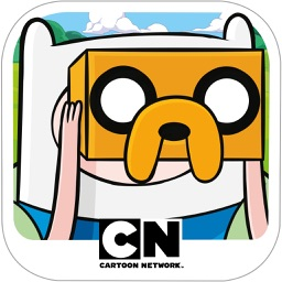 Adventure Time I See Ooo: Virtual Reality game