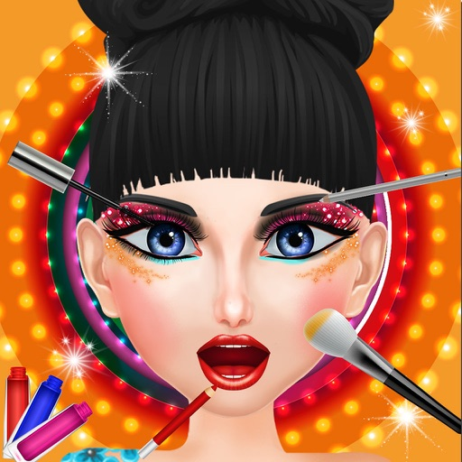 Dress Up, Makeover & Spa Game For