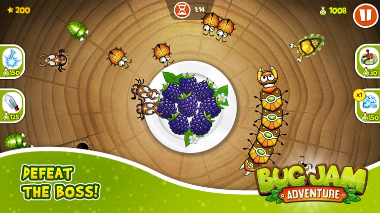 Bug Jam Adventure screenshot-3