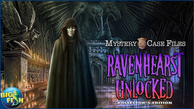 Mystery Case Files: Ravenhearst Unlocked - A Hidden Object Adventure (Full) screenshot-4