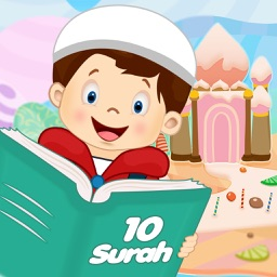 10 Surahs for Kids Word by Word Translation
