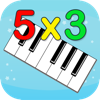 Math Music – Play Piano & Count - Alessandro Benedettini