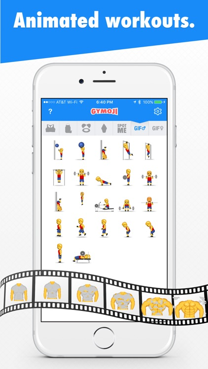Gymoji screenshot-3