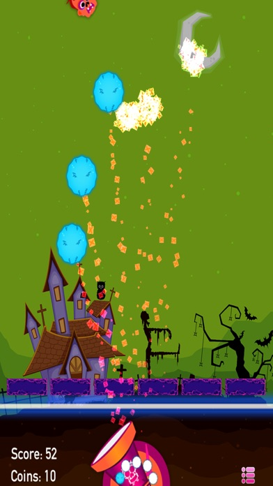 Zombies Drop - Join The Shooter Mania And Make 'Em Disappear Like Stupid Bubbles screenshot two